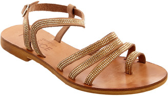 Cocobelle Sicily Leather Sandal