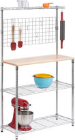Honey-Can-Do 2-Shelf Bakers Rack