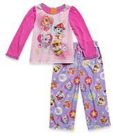 Nickelodeon Size 2T 2-Piece Girls PAW Patrol Pajama Set in Pink