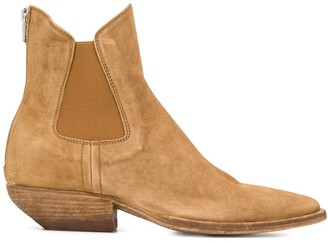 Officine Creative zipped Chelsea boots