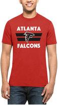 '47 Men's Atlanta Falcons Two Bar Splitter T-Shirt