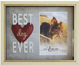 """New View Best Dog Ever"""" 3.5"""" x 5.5"""" Shadowbox Frame"""