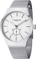 Stuhrling Original Men's 125G.33112 Classic Albion Analog Display Swiss Quartz Watch