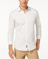 Michael Kors Men's Odel Dot Long-Sleeve Shirt