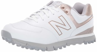 New Balance Women's 574 SL Water Resistant Spikeless Comfort Golf Shoe