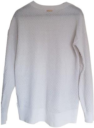 Michael Kors White Cotton Knitwear for Women