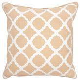 Apt2B Piper Toss Pillow CARAMEL