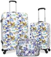 Tag Tag Pop Art 3-Pc. Hardside Spinner Luggage Set, Created for Macy's