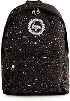 Hype Black And Pink Speckled Backpack*