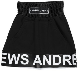 Andrea Crews Mini skirt
