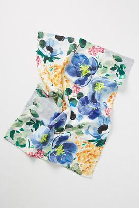 Anthropologie Mimi Dish Towel By in Purple Size DISHTOWEL