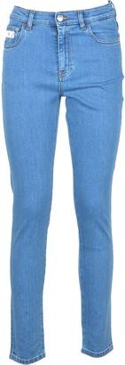 GCDS Women's Blue Jeans