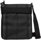 Burberry Brit Check Nylon Shoulder Bag
