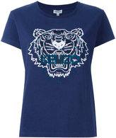 Kenzo Tiger T-shirt - women - Cotton - XS