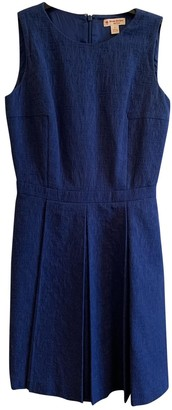Brooks Brothers Blue Cotton Dress for Women
