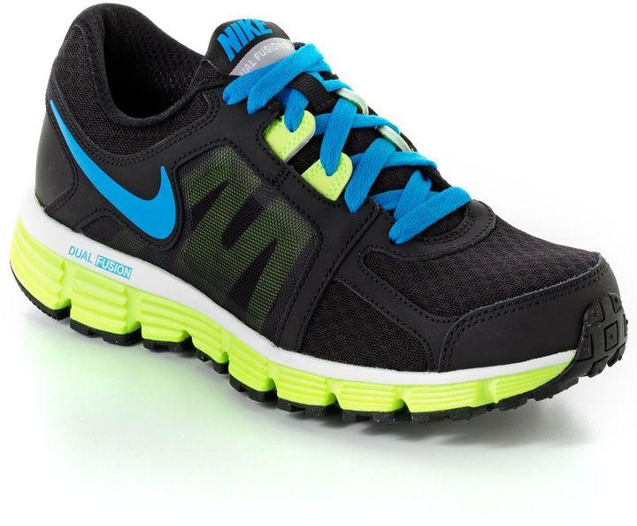 Nike dual fusion st 2 running shoes - women