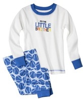 Carter's JUST ONE YOU® Made by Infant Toddler Boys' 2 Piece Little Brother Pajama Set - Blue