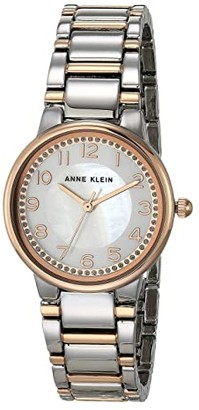 Anne Klein Easy-Read Watch (Two-Tone) Watches