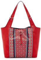 Nanette Lepore Athena Printed Shoulder Bag
