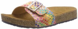 Haflinger Women's Gina T-Bar Sandals