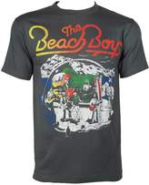 Bravado Men's THE BEACH BOYS Live Drawing T-shirt