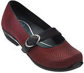 Dansko As Is Leather Mary Janes with Adjustable Strap - Orla