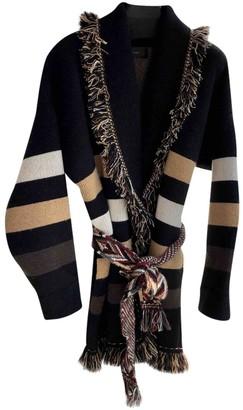 Alanui Black Cashmere Coats