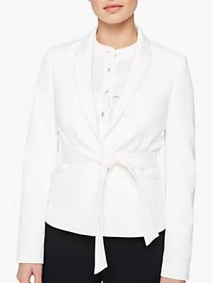 Damsel in a Dress Tensie Tie Waist Jacket