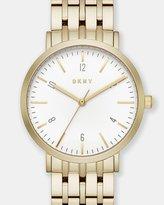 DKNY Dress Case Gold