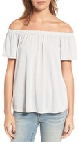 Hinge Women's Off The Shoulder Top