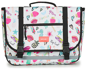 Rip Curl SATCHEL SUMMER TIME girls's Briefcase in White