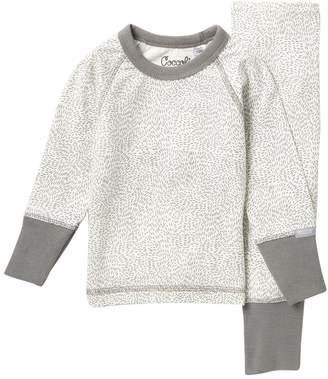 Coccoli Cozy Pajama Set (Baby Girls)