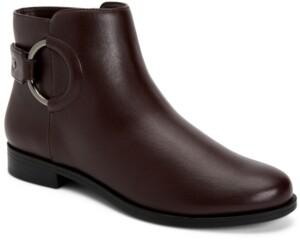 Alfani Women's Step 'N Flex Avvia Booties, Created for Macy's Women's Shoes