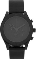 Aark Collective Iconic Graphite Black Chronograph Watch