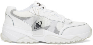 Axel Arigato SSENSE Exclusive White Catfish Sneakers