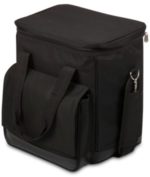 Picnic Time Legacy by Cellar 6-Bottle Wine Carrier & Cooler Tote