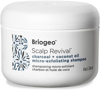 BRIOGEO Scalp RevivalTM Charcoal & Coconut Oil Micro-Exfoliating Shampoo