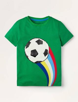Sporty Sequin T-shirt