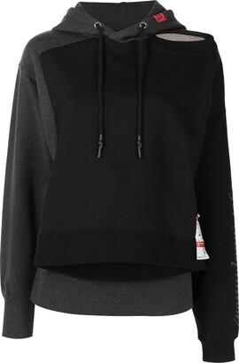 Maison Mihara Yasuhiro Split Design Hood