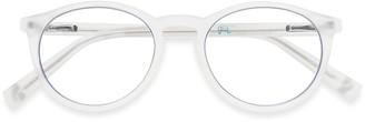 Disney Soul Blue-Light Blocker Glasses by Prive Revaux The Half Note: Crystal