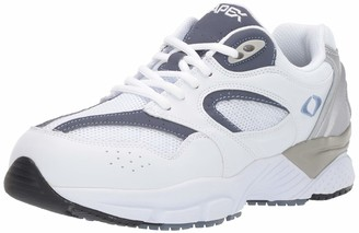 Apex Women's Boss Runner Periwinkle Sneaker Numeric_10_Point_5 X-Wide