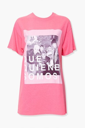 Forever 21 CNCO Graphic Tee
