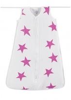 Aden Anais aden + anais Light baby sleeping bag - Pink stars
