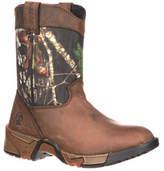 Rocky Infant/Toddler Boys' Aztec Wellington 3639 - Mossy Oak Break Up Casual Shoes