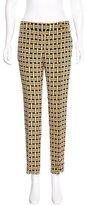 Fendi Silk Printed Pants w/ Tags