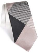 Burberry Men's Clinton Check Silk Tie