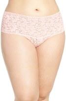 Hanky Panky Plus Size Women's 'Retro' Thong