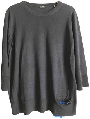 Aspesi Blue Silk Knitwear for Women