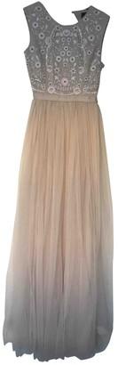 Needle & Thread Beige Dress for Women