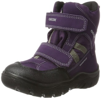 Geox Girls' J Clady B WPF A Snow Boots